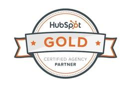 hubspot gold certified partner